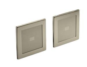 Kohler SoundTile™ Shower Speakers Brushed Nickel K8033-BN