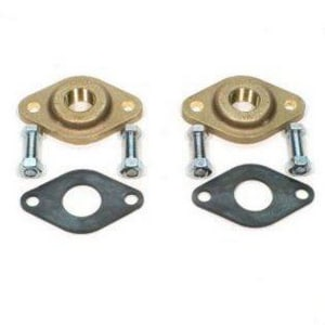 Grundfos 3/4 In. Bronze Flange Set G519651