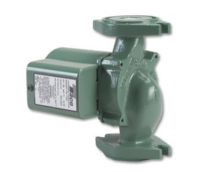 Taco 07 Series 17 Gpm Cast Iron Circulator Pump With Check Valve T007F57IFC