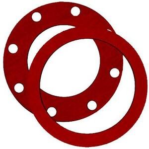 FNW 1-1/2 x 1/16 in. 300# Ring Gasket in Red FNWR3RG116