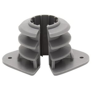 PROFLO® 1 in. Poly Insulating Pipe Clamp PF34258