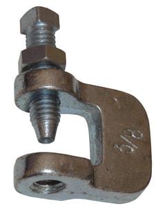 FNW® 3/8 in. Zinc Plated Malleable Iron C Clamp W/L/Nut FNW7202ZC