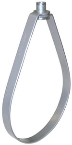 FNW® 1-1/4 in. Epoxy Plated Zinc Adjustable Swivel Ring Hanger FNW7010EP0125