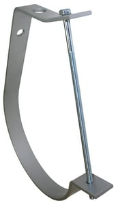 FNW® 3/4 in. Epoxy Plated Adjustable J Hanger FNW7025EP0075