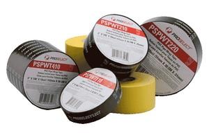 PROSELECT® ProSelect™ 100 ft. x 4 in. 10 mil Pipe Wrap Tape in Black PSPWT410 at Pollardwater