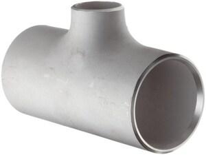 1 x 1 x 3/4 in. Weld Schedule 10 304L Stainless Steel Reducing Tee IS14LWTGGF
