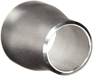 12 x 8 in. Butt Weld Schedule 10 304L Stainless Steel Eccentric Reducer IS14LWER12X