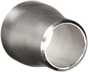 12 x 6 in. Butt Weld Schedule 10 304L Stainless Steel Eccentric Reducer IS14LWER12U