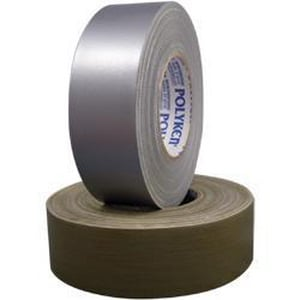 Covalence Specialty Adhesives Polyken® 3 in. x 60 yd. Olive Drab Cloth Duct Tape C3578030000