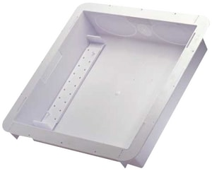Construction Solutions 6 in. Dryer Box & Trim For 2 X 6 Wall CDBXA5001