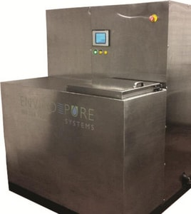 EnviroPure System EPW Systems 76 in. 1000 lbs. Food Waste Elimination System EEPW1000GT