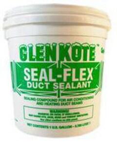 Kings Cote Chemicals 1 gal. HVAC Adhesive K115001G