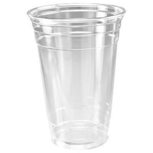 Dart Container Conex® 20 oz. Plastic Roll Rim Cup in Clear (Case of 50) DCC20CT
