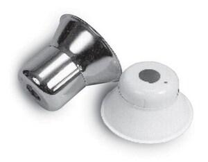 FPPI® Standard Skirt for 2-Piece Escutcheon Sprinkler in White F0150200