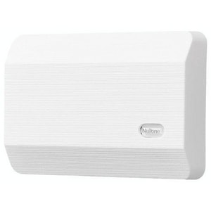 Broan Nutone 2-3/8 in. Wired Door Chime in White NLA11WH