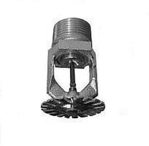 TYCO TY5237 3/4 in. 155 Degrees F 11.2K Extended Coverage Pendent Sprinkler Head Chrome T518939155