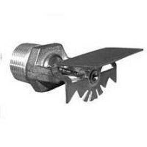 TYCO TY5337 200 Degree F 3/4 in. Standard Response Sprinkler Head Horizontal Sidewall in Chrome T510739200