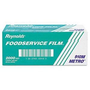 Reynolds Wrap 2000 ft. x 12 in. PVC Film with Cutting Box REY910M