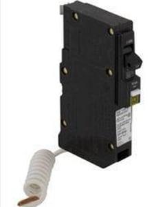 Square D Company 15 Amp 1-Pole Combination Arc Fault Breaker SQO115CAFI