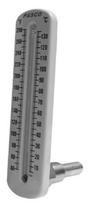 Pasco 40-280 Degree F Brass Angle Thermometer Connector P1444