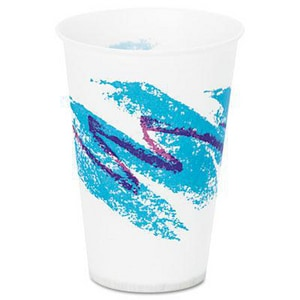 Solo Jazz® 7 oz. Waxed Paper Cup (Case of 100) SCCRNJ