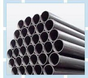 2-1/2 in. Schedule 40 Black Coated Plain End Seamless Carbon Steel Pipe DBSPA106BDRLL
