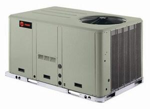 Trane Precedent™ 7.5 Tons 230 V Three Phase Commercial Packaged Gas/Electric Unit TYHC092F3RHA2B03