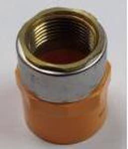 Spears FlameGuard™ 1-1/2 x 1-1/2 in. CPVC Sprinkler Adapter Brass S4235015