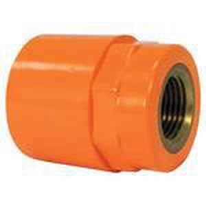 Tyco 1 x 1/2 in. CPVC Slip Female Sprinkler Adapter T80176W