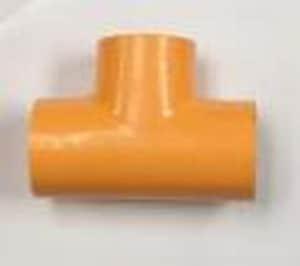Spears FlameGuard™ 1-1/2 x 1-1/2 x 2 in. CPVC Sprinkler Tee S4201
