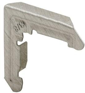 Primeline Products 3/8 in. Aluminum Screen Corner Frame 50-Pack PMP5619