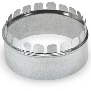 14 x 7-1/2 in. End Flexible Insulated Collar SHMAFI4214