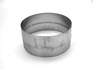 20 x 6 x 6 in. Duct Coupling in Spiral Duct SHMSPC2620