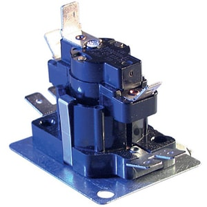 Motors & Armatures Series 332 24V Single Pole Double Throw Time Delay Relay MAR33247