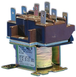 Service First 24 V Coil Double Pull Double Throw Relay SRLY01709