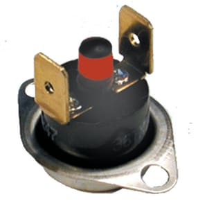 Supco Therm-O-Disc® 120/240V 350F Rollout Limit Switch SSRL350