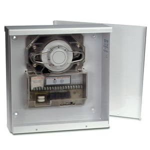 Apollo America Weatherproof Enclosure for Duct Smoke Detector in Egg Shell White AWP1