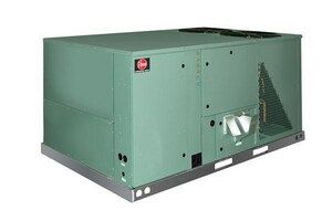 Rheem Value Series RKKL-B Series 10 Tons 225 MBH 460V Commercial Packaged Gas/Electric Unit RKKLB120DL22E