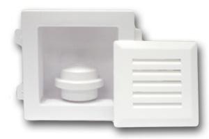 Ayrlett Air Valve 2 x 1-1/2 in. PVC Air Box with Valve APTBOX
