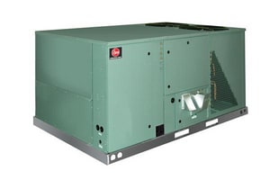 Rheem Classic® RKNL-B Series 10 Tons 225 MBH 208/230V Commercial Packaged Gas/Electric Unit RKNLB120CL22E