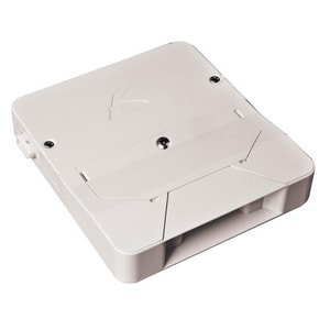 Kichler Lighting 1 in. 50W Modular LED Power Supply Hardwire in White KK12353WH