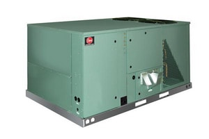 Rheem Value Series RKKL-B Series 10 Tons 135 MBH 208/230V Three Phase Commercial Packaged Gas/Electric Unit RKKLBCL15E