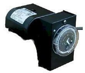 Armstrong Pumps 24 Hour Analog Timer in Black A810123130