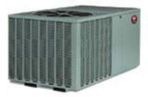 Rheem Value Series RKKL-B Series 15 Tons 350 MBH 208/230V Commercial Packaged Gas/Electric Unit RKKLB180CL35E