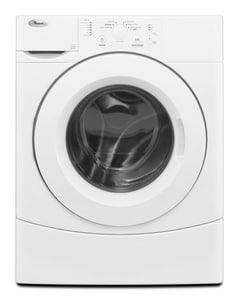 Whirlpool 27 in. 3.5 cf 6-Cycle Front Load Washer in White WWFW9050XW
