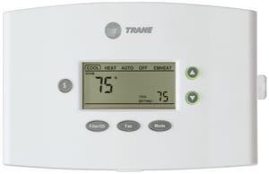 Trane TCONT 2H/1C Heat Cool Electric Manual Thermostat TTCONT401AN21MA