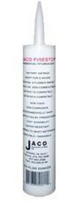 JACO Manufacturing Company 10.5 oz. Commercial Intumescent Caulk J50011