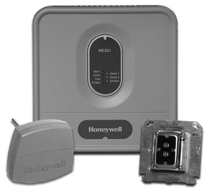 Honeywell Home TrueZone® 24 V Mini Zone Panels HHZ221