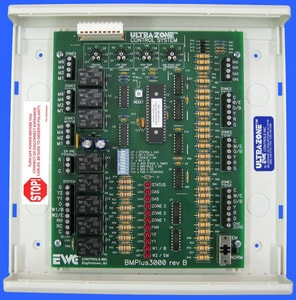 EWC Controls 3 Zone Control Panel EBMPLUS3000