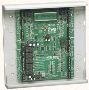 EWC Controls Communicating Zone Control Panel EUT3000